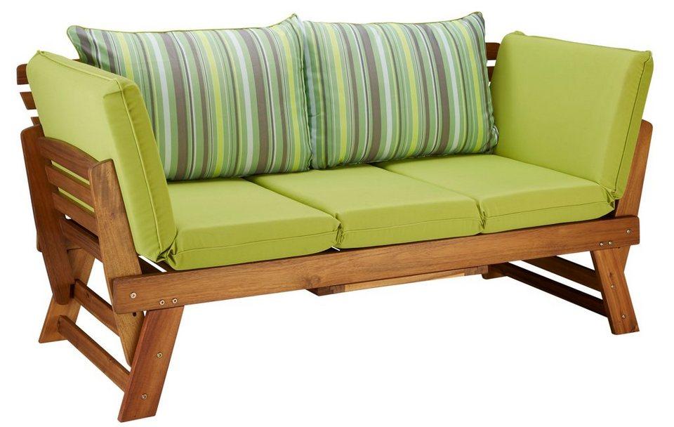Gartenbank daybed online kaufen otto for Sofa zum schlafen