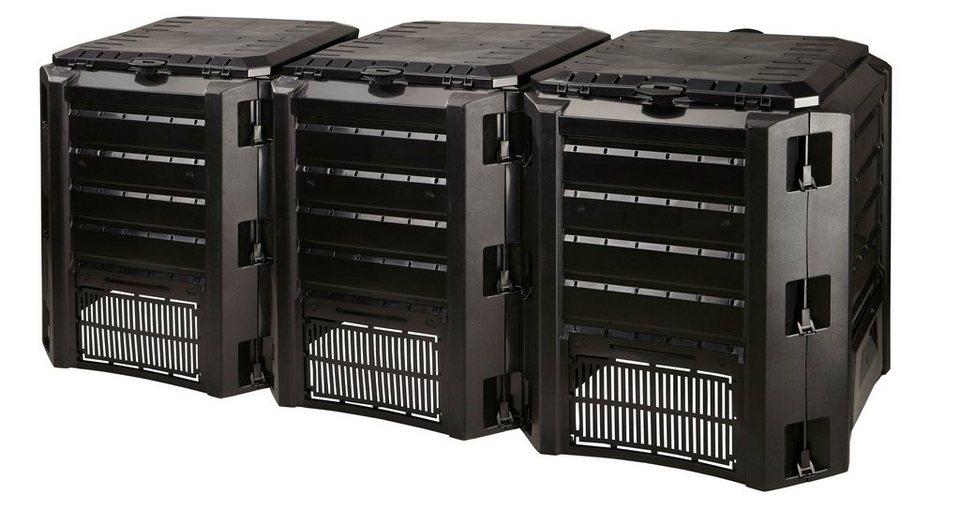 prosperplast schnellkomposter compothermo bxtxh. Black Bedroom Furniture Sets. Home Design Ideas