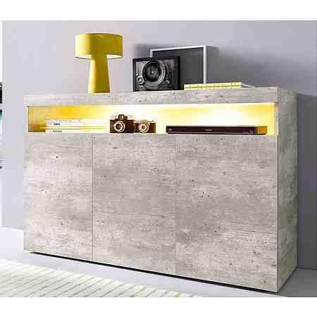 Tecnos Sideboard, Breite 130 cm