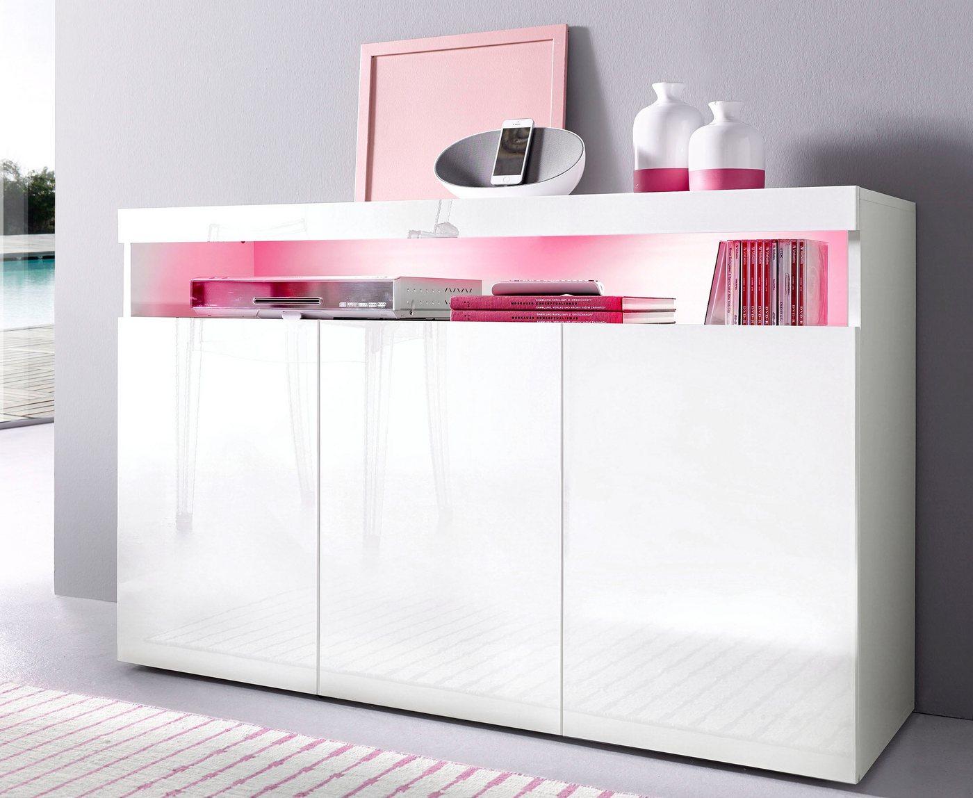 sideboards 130 cm hoch preisvergleiche erfahrungsberichte und kauf bei nextag. Black Bedroom Furniture Sets. Home Design Ideas