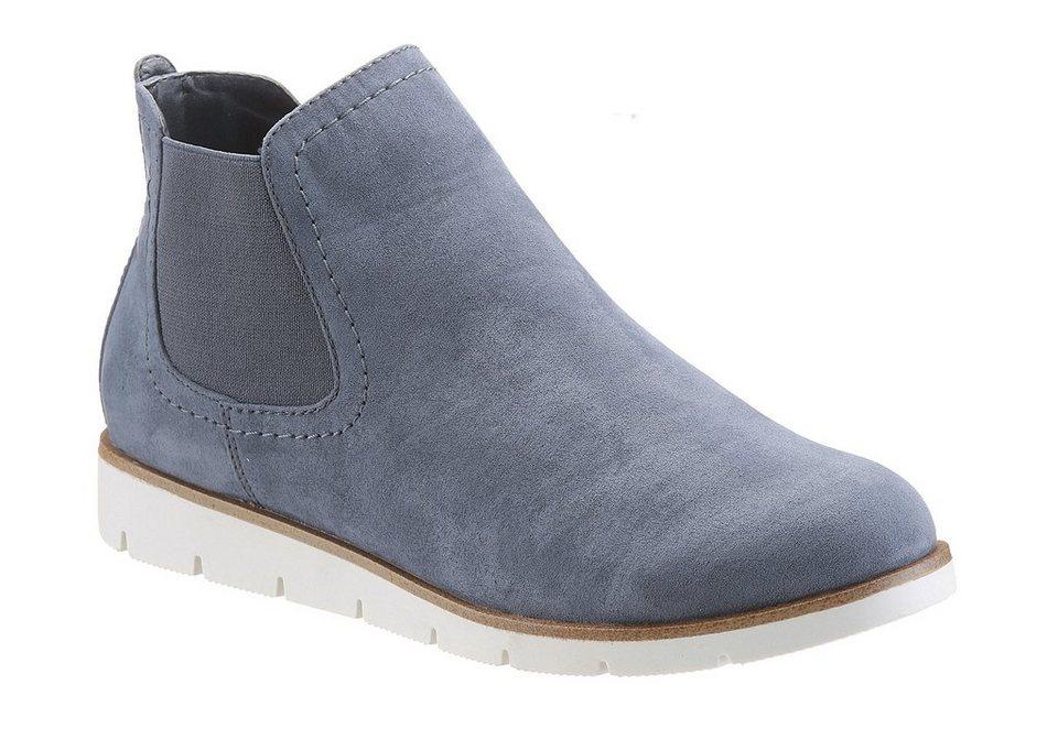 Arizona Chelsea Boots in jeansblau