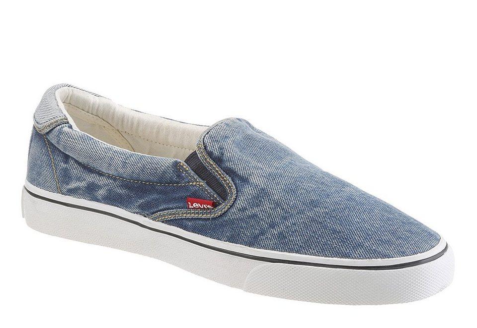 LEVI`S® Sneaker mit herausnehmbarer Sohle in jeansfarben