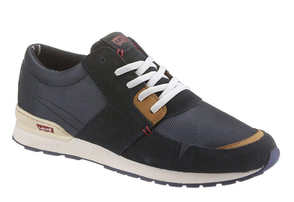 LEVI`S® Sneaker mit herausnehmbarer Sohle in navy