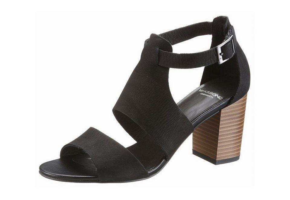 Vagabond Sandalette in schwarz