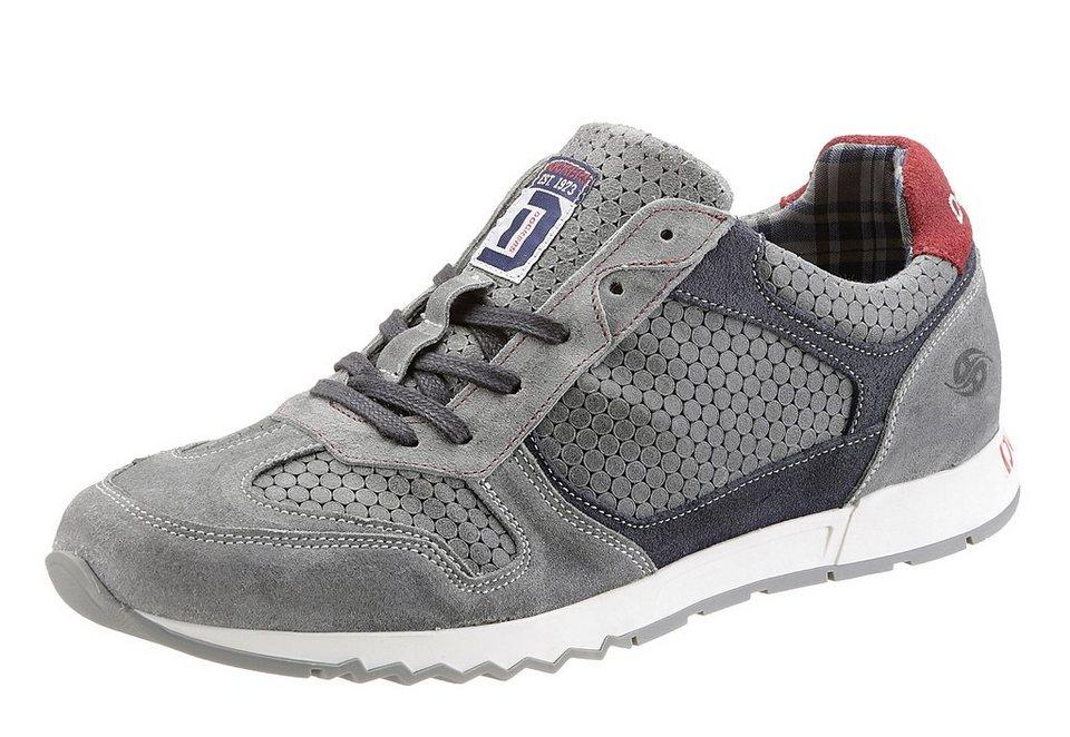 Dockers Sneaker in grau-kombiniert
