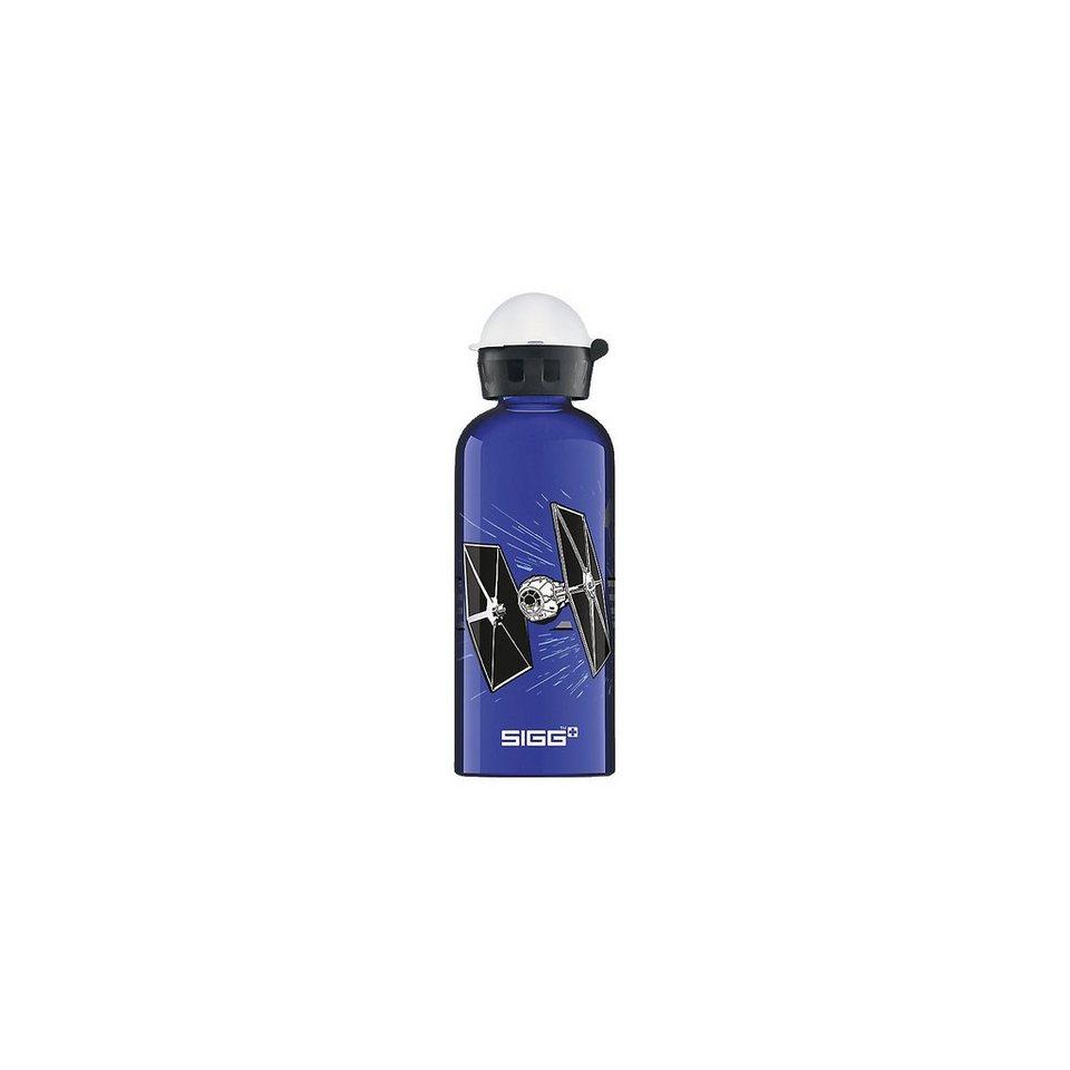 SIGG Alu-Trinkflasche Star Wars, 600 ml in blau