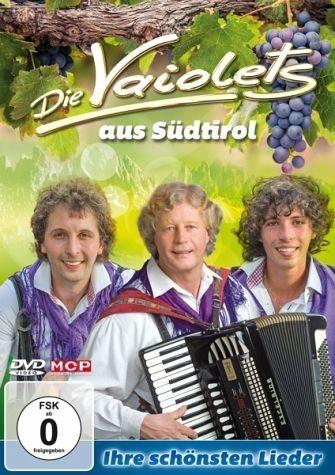 DVD »DIE VAIOLETS - Ihre schönsten Lieder«