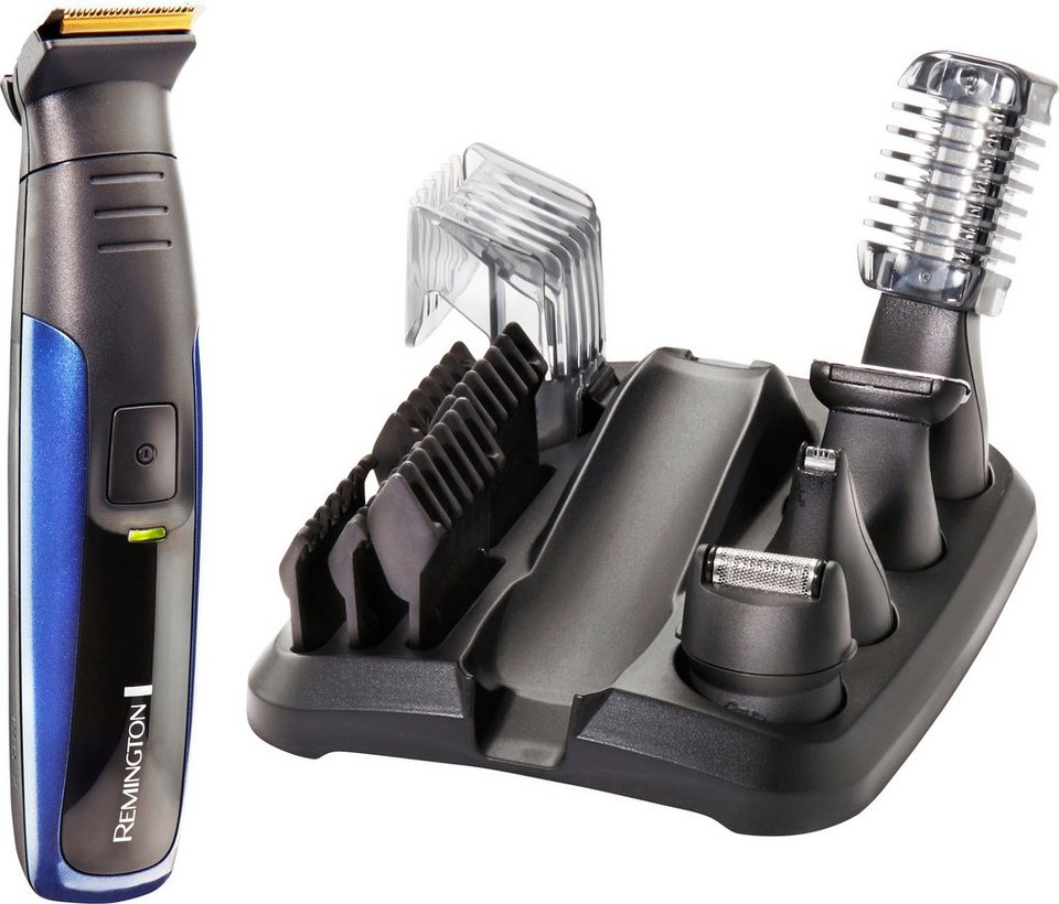 Remington, Personal Groomer, GroomKit Plus PG6150, Micro-USB-Ladefunktion (Inkl.USB-Kabel), Netz/Akku