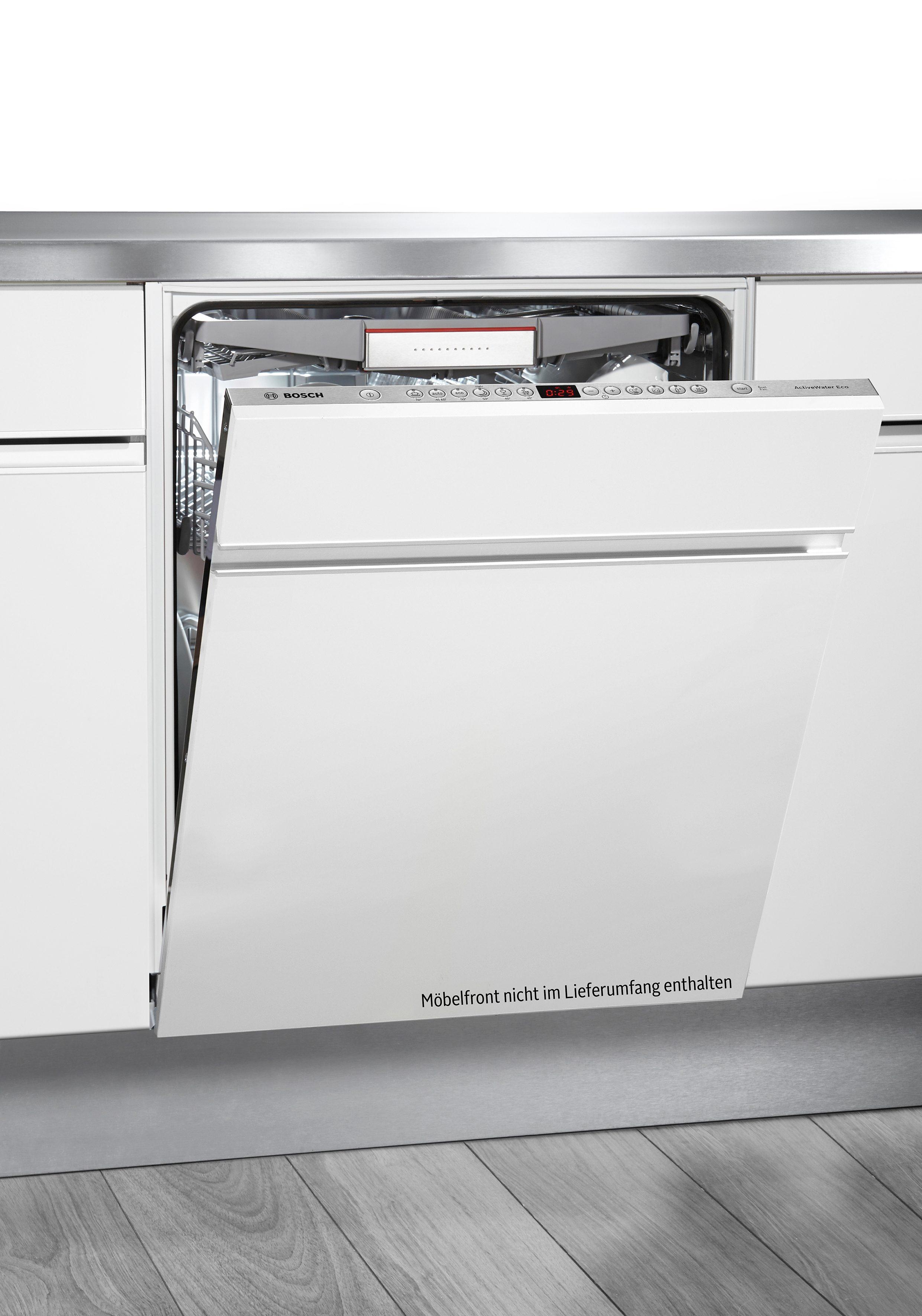 Bosch vollintegrierbarer Einbaugeschirrspüler SMV69P20EU, A++, 6,5 Liter, 13 Maßgedecke