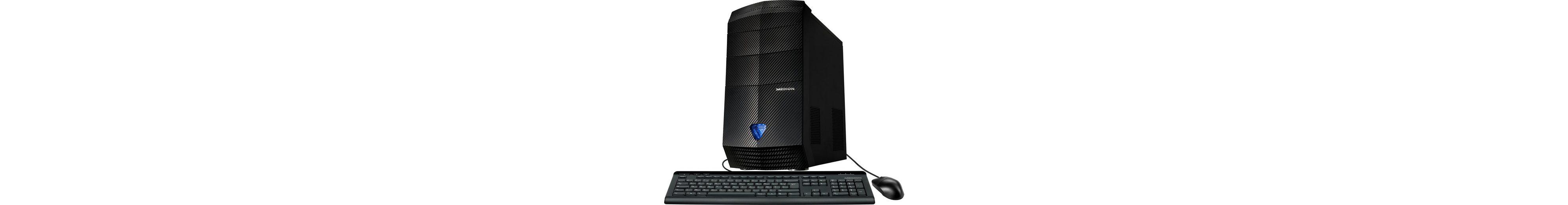 Medion® AKOYA S91-B781 PC, Intel® Pentium™, 8192 MB DDR3-RAM, 1000 GB Speicher
