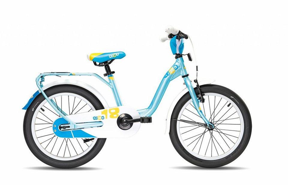 S'COOL Kinderrad »niXe 18« in blau