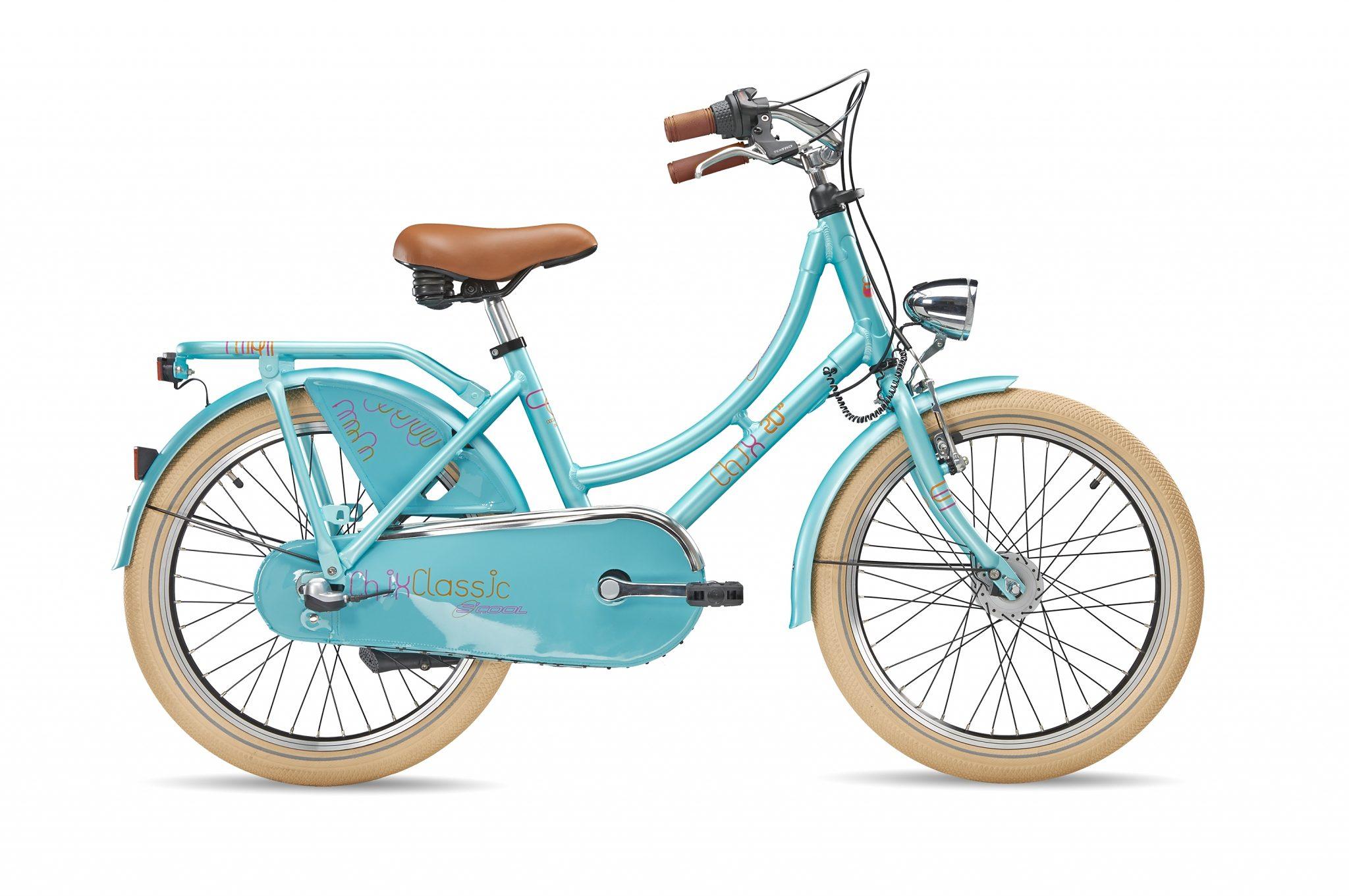 S'COOL Kinderrad »chiX classic 20-3«
