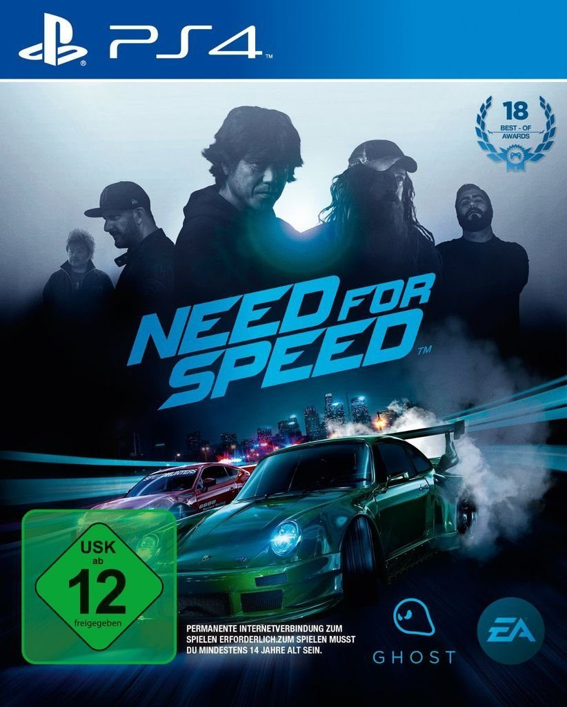 Electronic Arts Playstation 4 - Spiel »Need for Speed«