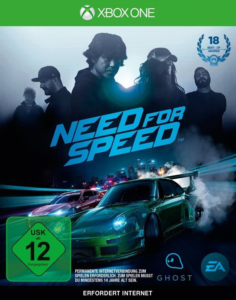 Electronic Arts XBOX One - Spiel »Need for Speed«