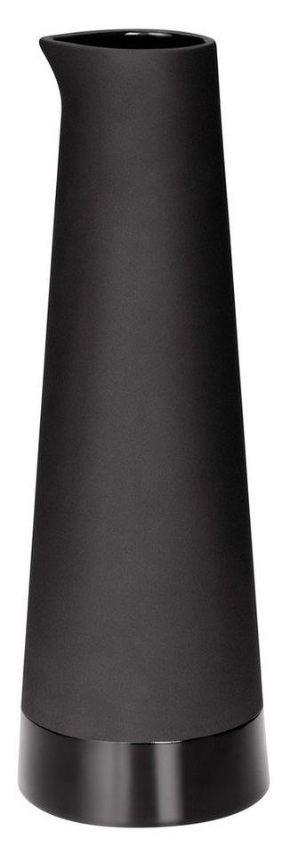 magisso Karaffe in schwarz