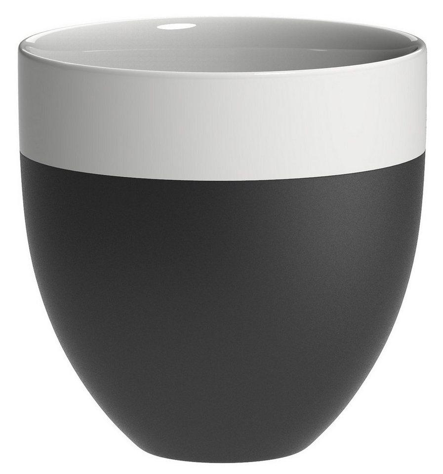 magisso Cool-ID Becher (2er Set) in schwarz/weiß