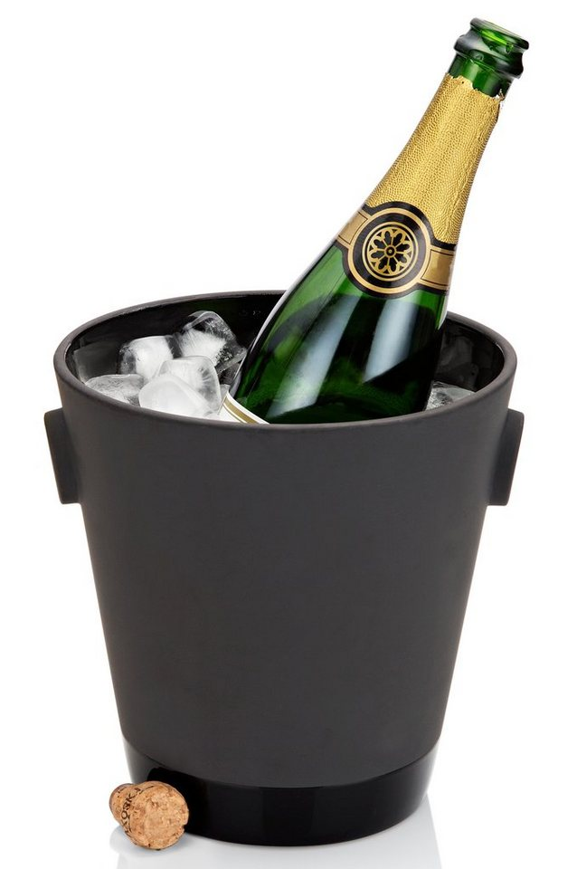 magisso Wein-/ Champagner-Kühler in schwarz