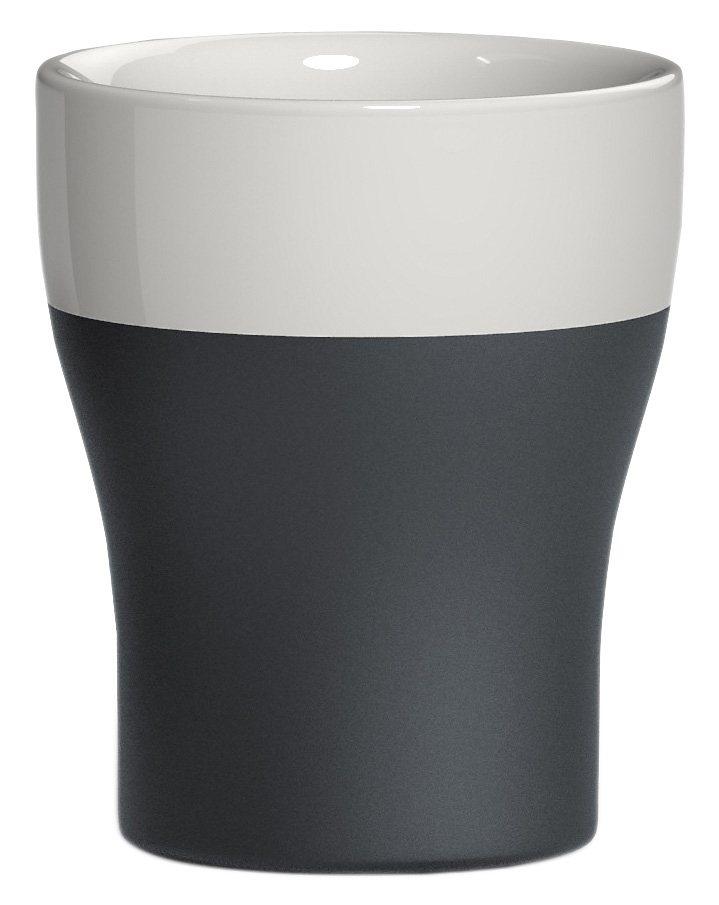 magisso Cool-ID Schnapsglas (4er Set) in schwarz/weiß