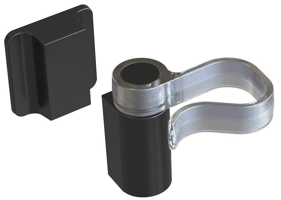 magisso Schwammhalter, Kunststoff, schwarz