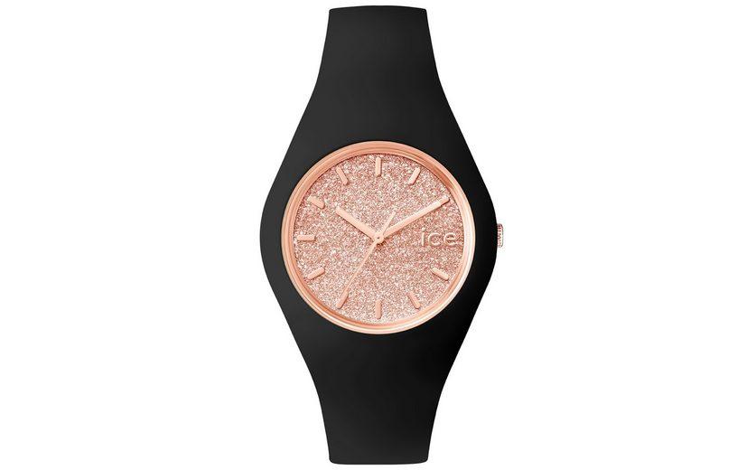 ice-watch Armbanduhr, »ICE glitter, ICE.GT.BRG.U.S.15«