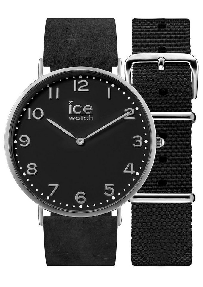 ice-watch Armbanduhr, »ICE city Barrow, CHL.A.BAR.41.N.15« in schwarz