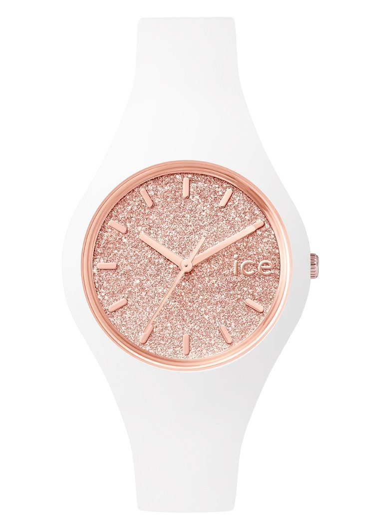 ice-watch Quarzuhr »ICE glitter, ICE.GT.WRG.S.S.15«