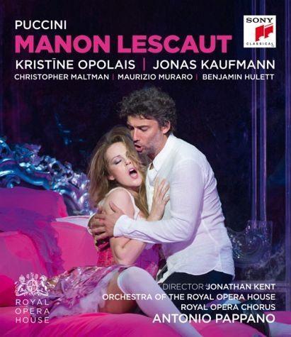 Blu-ray »Manon Lescaut«