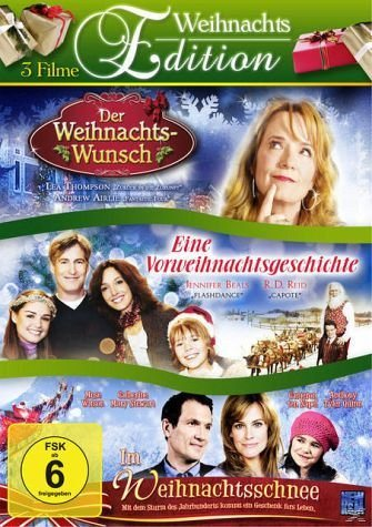 DVD »Weihnachtsedition DVD-Box«