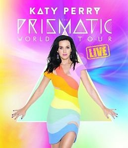 Blu-ray »Katy Perry - The Prismatic World Tour Live«