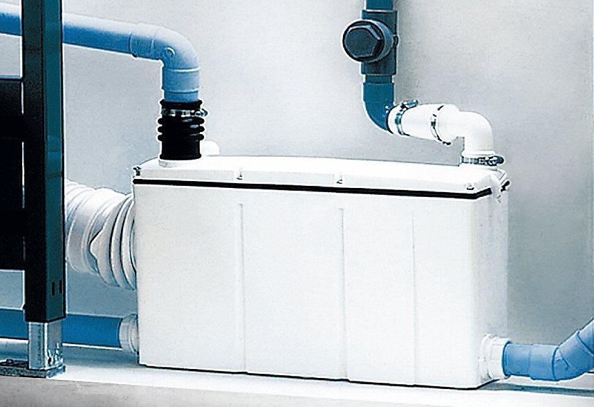 Toilette Hebeanlage Der Ffentliche Kanal Liegt Hher Als Die
