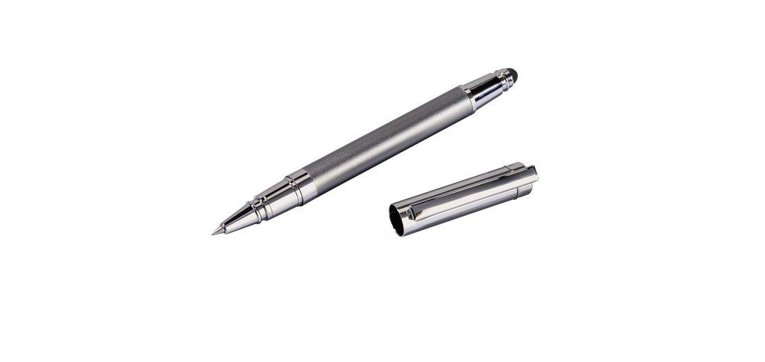 Hama Eingabestift mit Kugelschreiber für Tablets und Smartphones »2in1 Stylus Touchpen Stift«