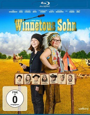 Blu-ray »Winnetous Sohn«
