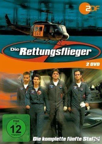 DVD »Die Rettungsflieger - Season 5«