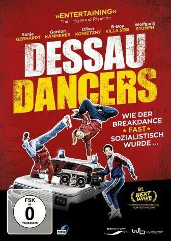 DVD »Dessau Dancers«