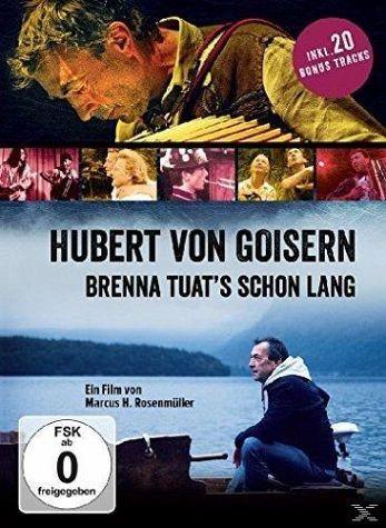 Blu-ray »Hubert von Goisern - Brenna tuat's schon lang«