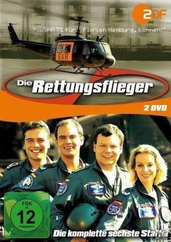 DVD »Die Rettungsflieger - Season 6«