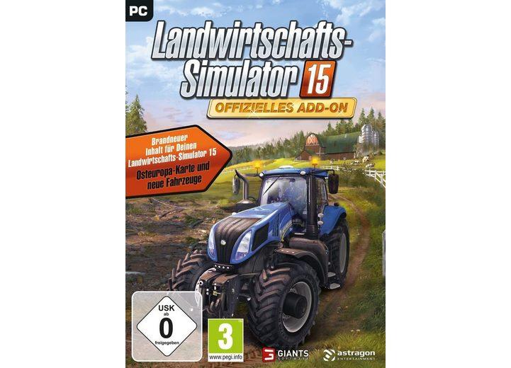 Astragon PC - Spiel »Landwirtschafts-Simulator 15: Offizielles Add-On«