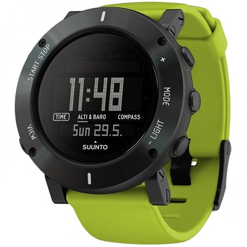 Suunto Outdoorelektronik »Core crush lime«