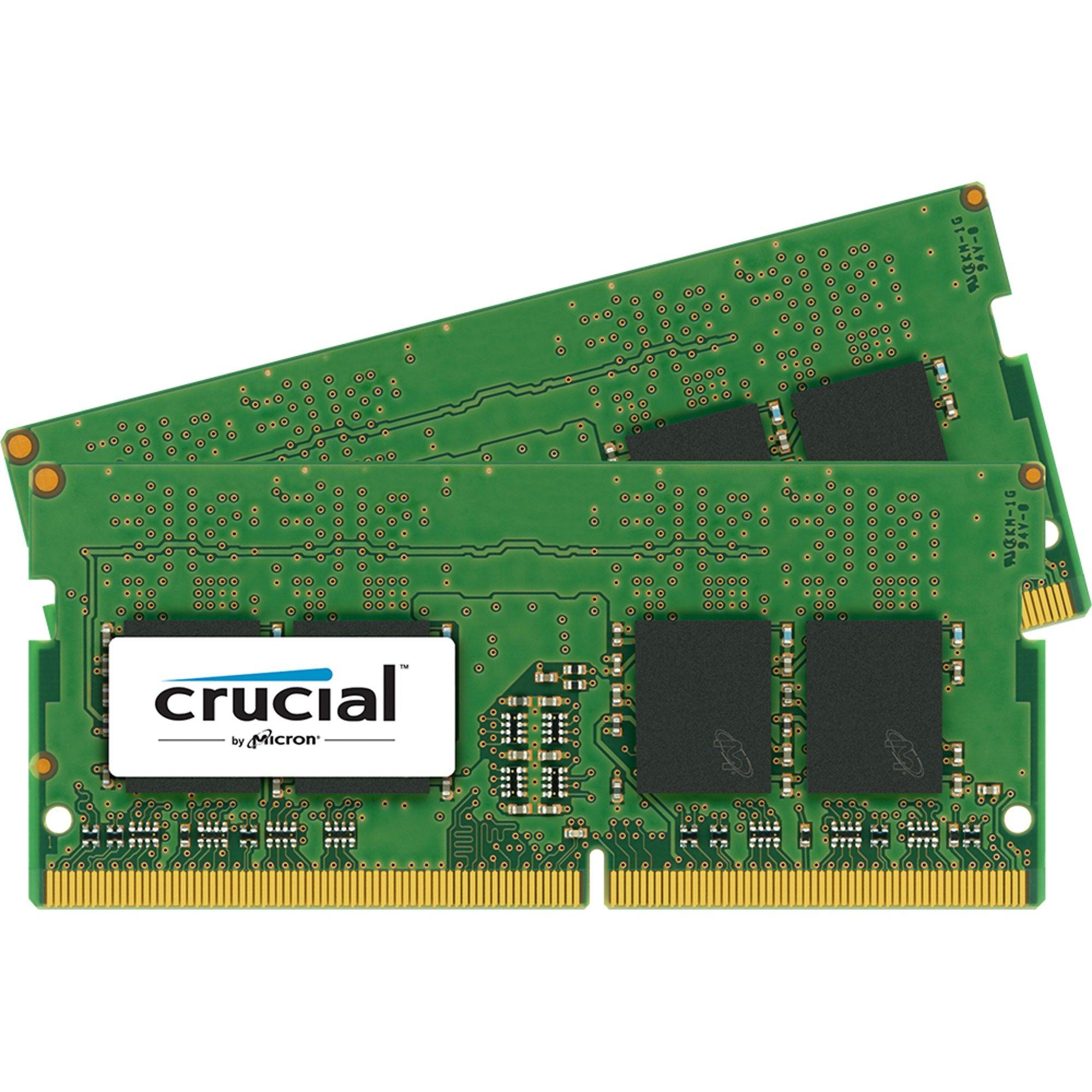 Crucial Arbeitsspeicher »SO-DIMM 16GB DDR4-2133 Kit«