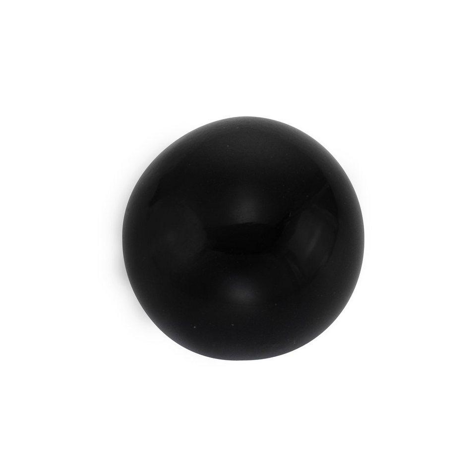 Zeeme Klangkugel schwarz in schwarz