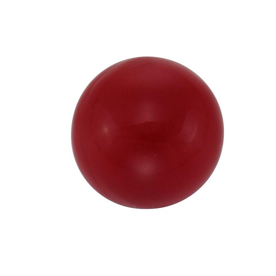 Zeeme Klangkugel rot in rot