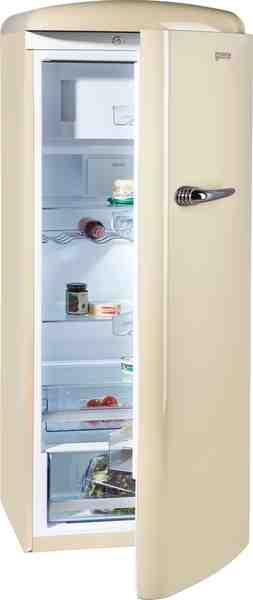 GORENJE Kühlschrank ORB 153 C, 154 cm hoch, 60 cm breit