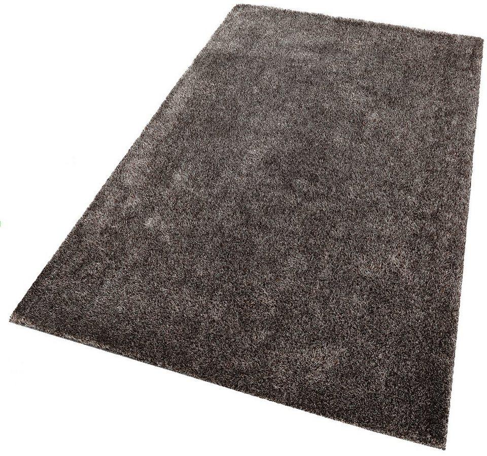 Teppich, my home, »Harbin«, Höhe: 22 mm, handgetuftet in braun