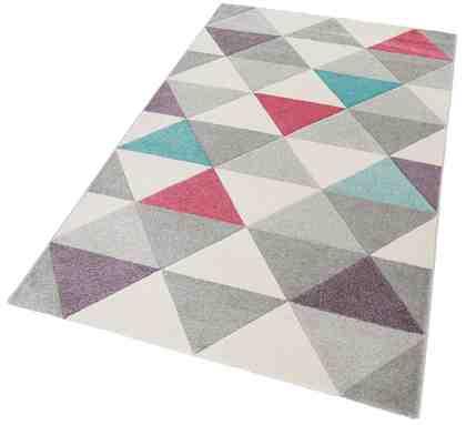 Teppich »Berlad«, Bruno Banani, rechteckig, Höhe 13 mm, gewebt