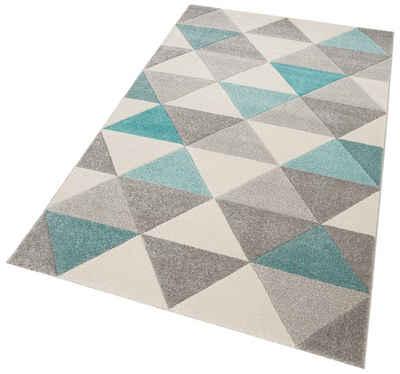 Teppich petrol  Moderne Teppiche online kaufen | OTTO