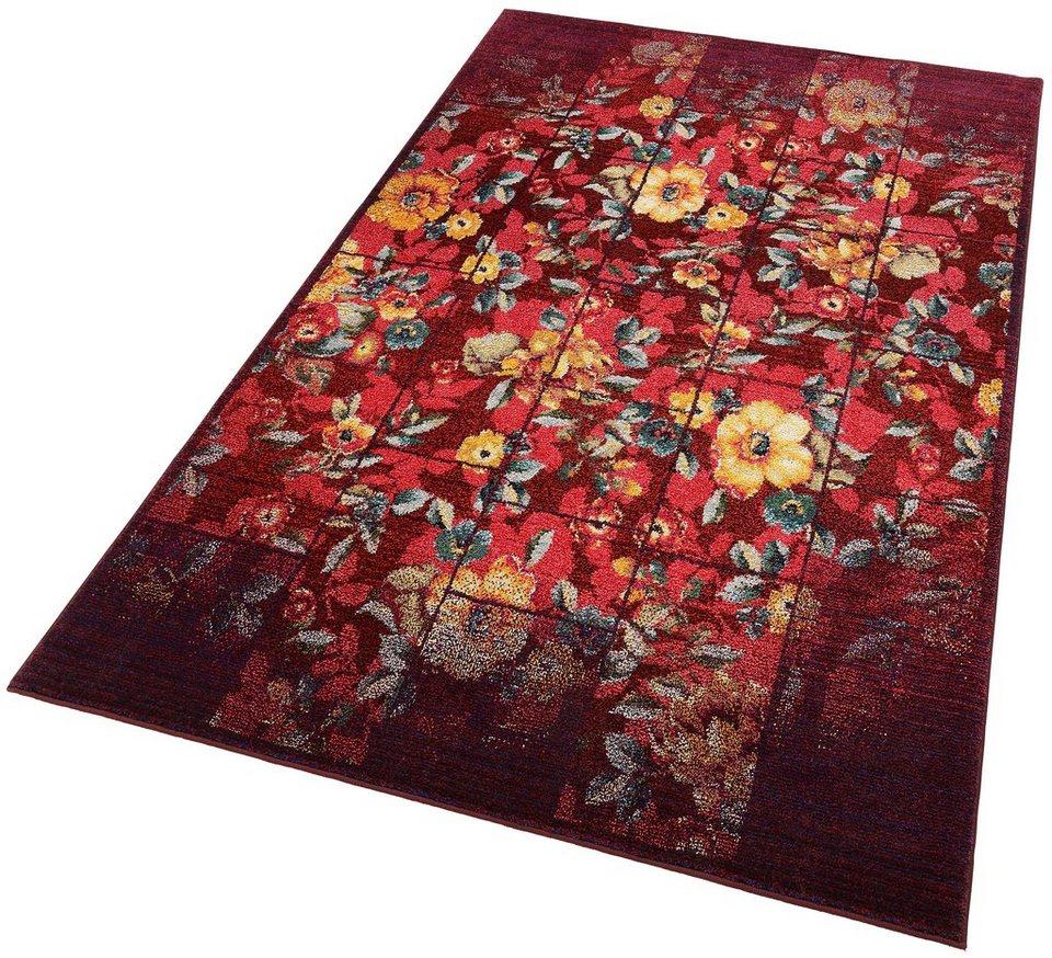 Teppich, Oriental Weavers, »Mallawi« gewebt in rot