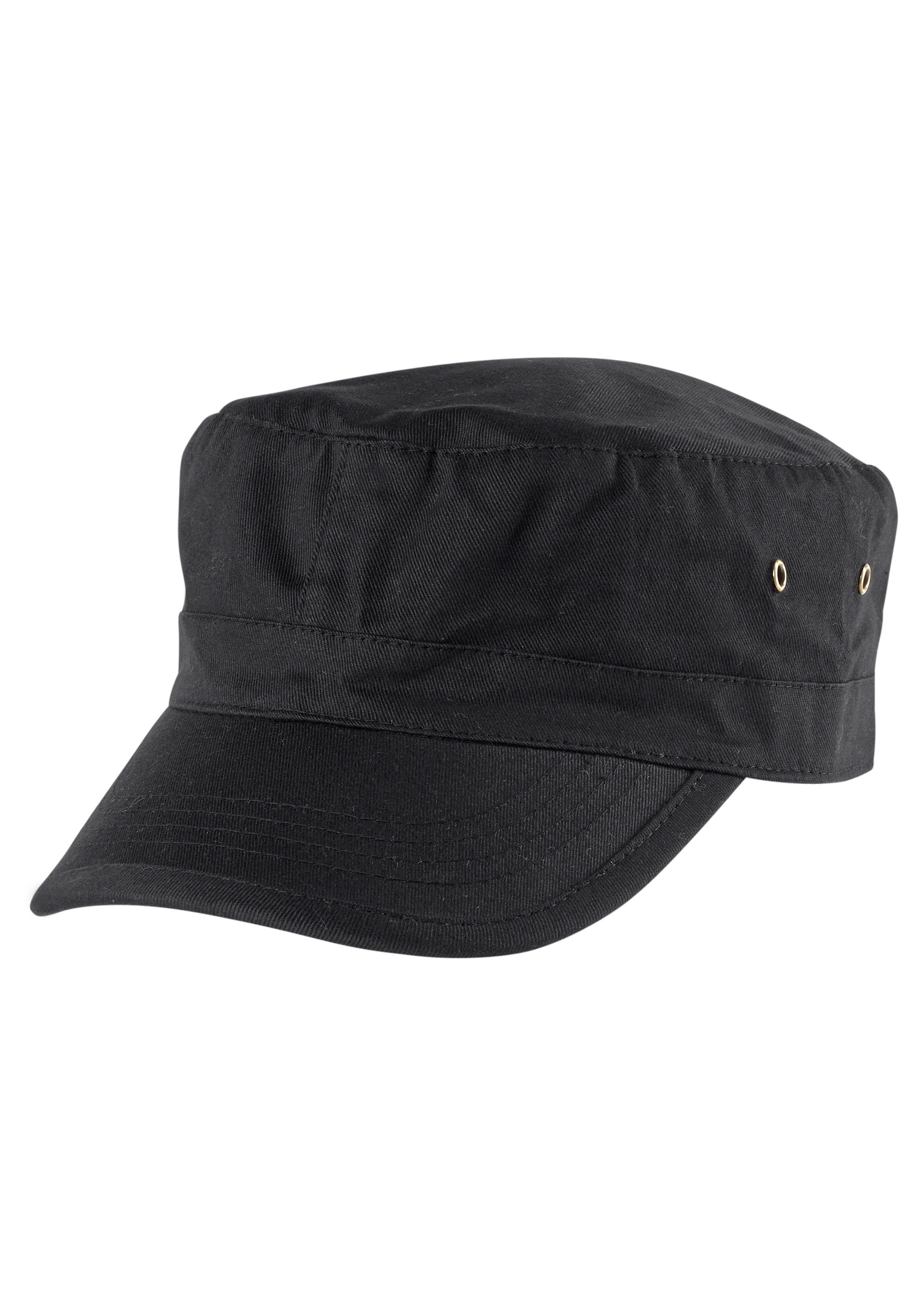 J.Jayz Army Cap, im zeitlosen Design