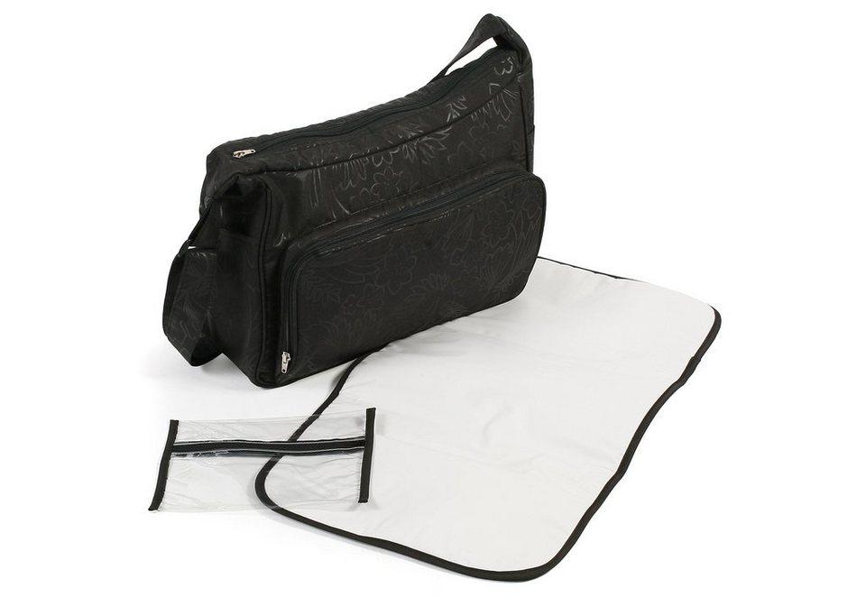 CHIC2000 BABY Wickeltasche mit umfangreicher Ausstattung, »Perfetto« in nero
