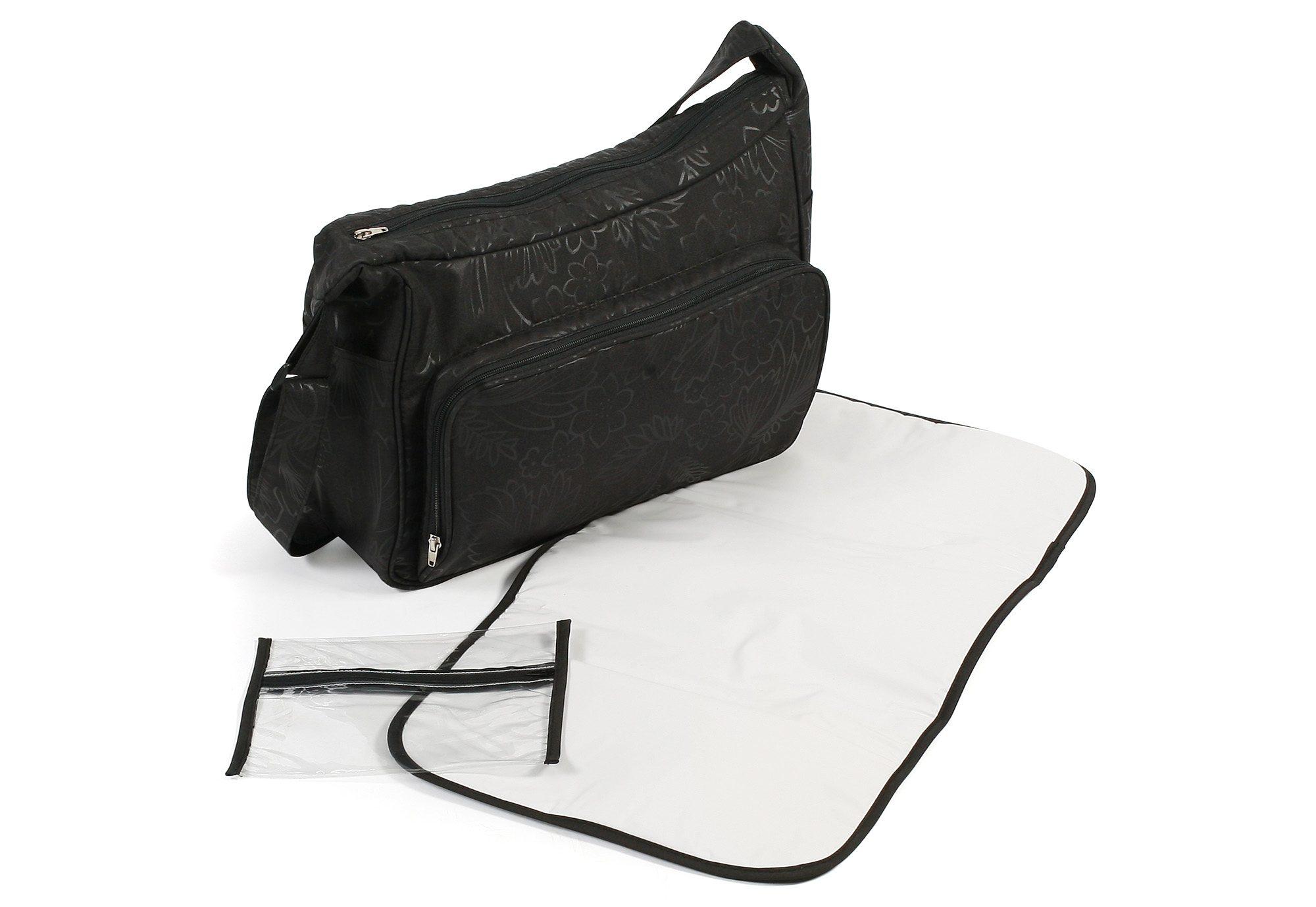 CHIC4BABY Wickeltasche mit umfangreicher Ausstattung, »Perfetto«