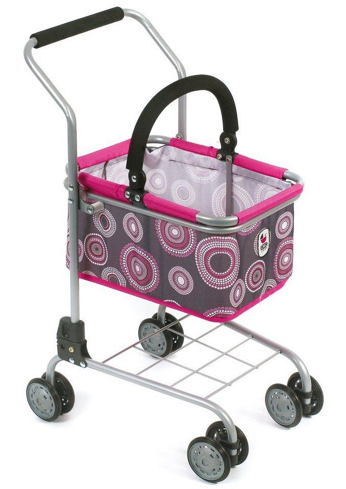 CHIC2000 Einkaufswagen, »Hot Pink Pearls«
